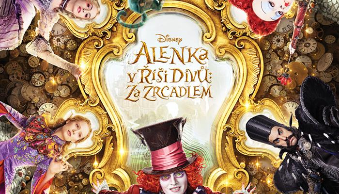 Online film ke stažení - Alenka v říši divů: Za zrcadlem
