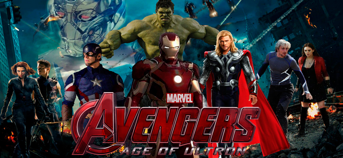 Online film ke stažení - Avengers: Age of Ultron