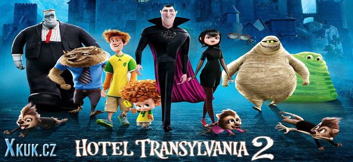 Online film ke stažení - Hotel Transylvánie 2