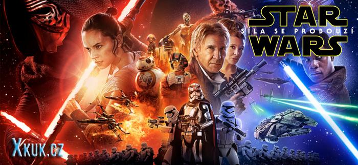 Online film ke stažení - Star Wars: Síla se probouzí