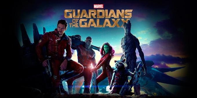 Online film ke stažení - Strážci Galaxie